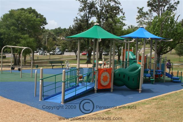 The 5-12yo play structure (good for the toddlers, too)