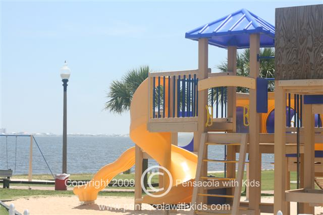 John Duncan Memorial Children's Park, Splash Pad and The Butterfly House -Navarre, Florida