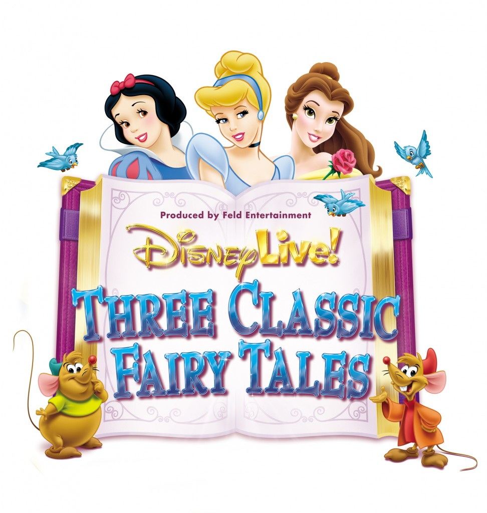 Disney Live! Three Classic Fairy Tales Ticket Giveaway