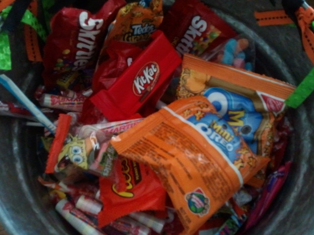 What should you do with all that Halloween candy?