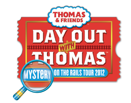 2012 Day Out with Thomas Ticket Giveaway
