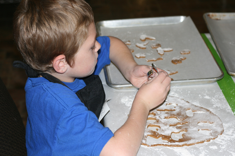 Kaleidoscope Associates Cooking Classes for Kids at Distinctive Kitchens