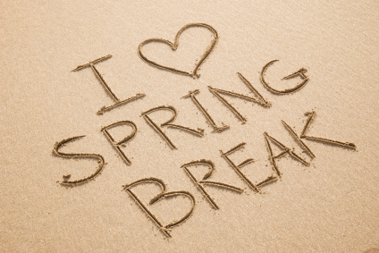 Money Saving Tips for Spring Break | Powercat Financial