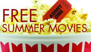 The Ridge Cinema 8 2015 Free Summer Movie Series