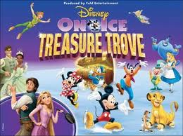 Disney on Ice at the Pensacola Bay Center