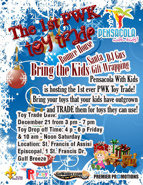 The 1st PWK Toy Trade