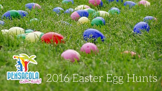 2016 Easter Egg Hunts