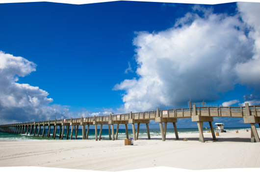 pensacola-beach-pier-home