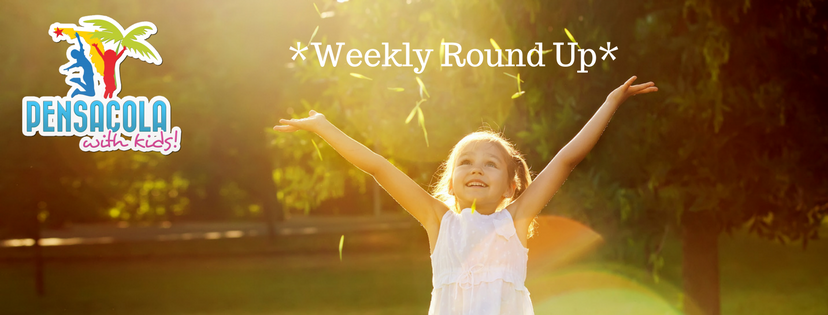 Pensacola With Kids Weekly Round Up – Jan 19 – Jan 25