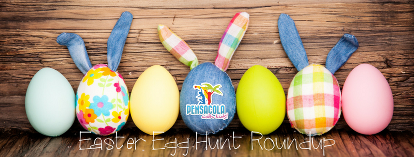 Easter Egg Hunts 2018 | Pensacola With Kids