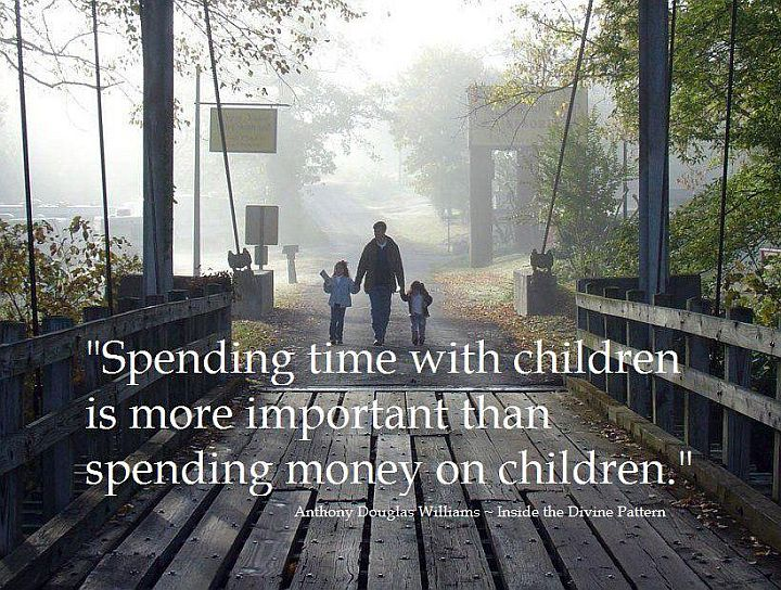 Create Quality Time With Your Kids, Even On Busy School